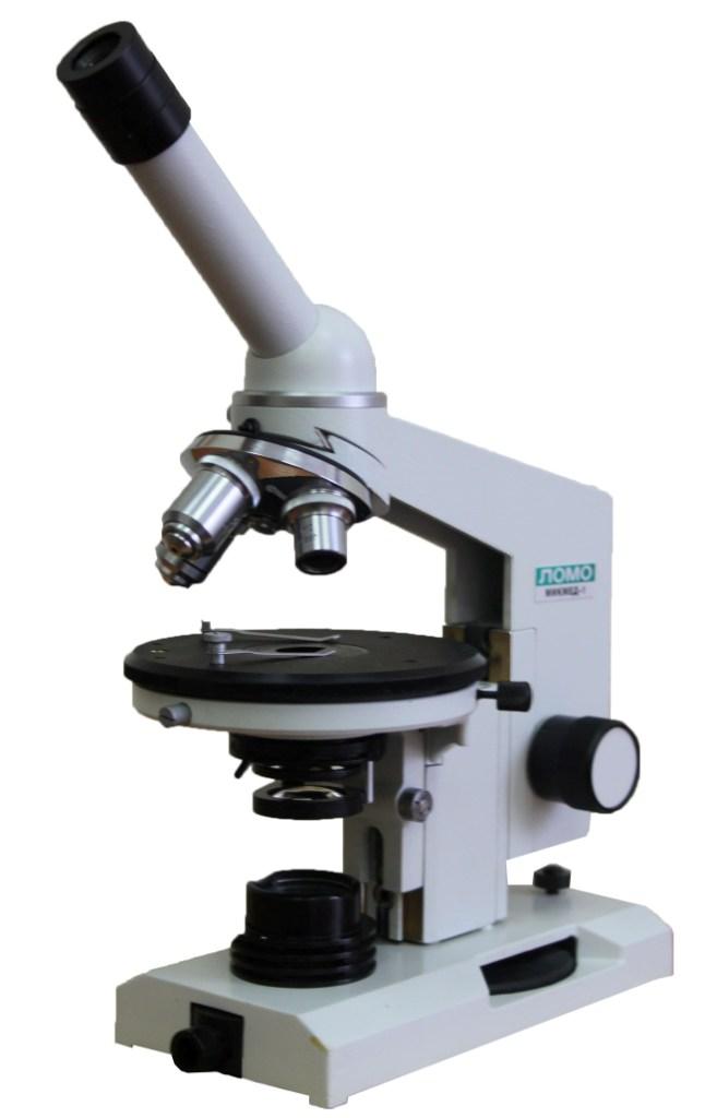 Схема микроскопа ломо